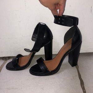 Nasty Gal Shoe Cult - ankle strap heels